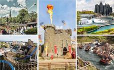 Parques temáticos de Europa para viajes no aburridos en familia