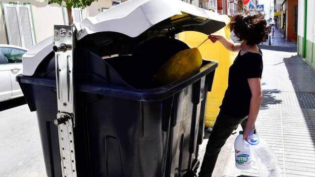 El confinamiento aumenta en casi un 30% la generación de residuos | Canarias7