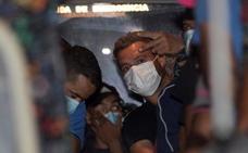 Se fugan otros 8 inmigrantes llegados en patera que guardaban cuarentena en Murcia