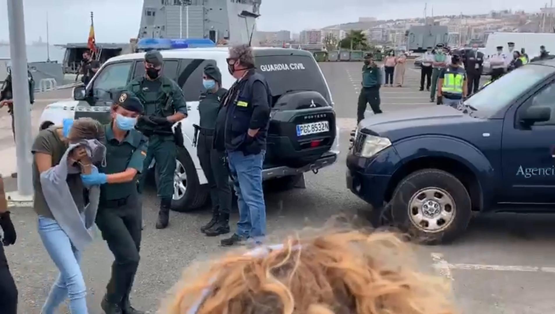 Doce detenidos por tráfico de droga con destino Galicia