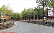 Cierre de pistas forestales en El Hierro por altas temperaturas