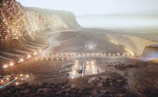 Nüwa, la apuesta española para colonizar Marte