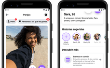 El Tinder de Facebook aterriza en España