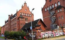 Atentado incendiario contra el Instituto Robert Koch en Berlín