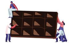 ¿Chocolate? Cuanto más negro, mejor.