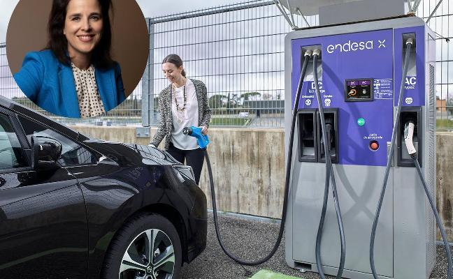 Bernárdez (Endesa): «Hoy no es rentable poner un punto de carga pública para coches eléctricos»