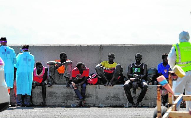 CEAR detecta la llega de inmigrantes que trabajaban en el turismo de su país
