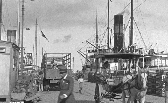 Filmoteca Canaria proyecta las imágenes de las islas filmadas en 1925 localizadas en EEUU