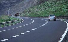 Gobierno de Canarias intensifica los trabajos de emergencia en el túnel de Los Roquillos