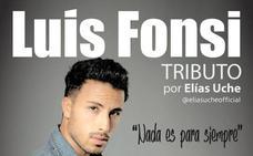 Elías Uche rinde tributo a Luis Fonsi en el Auditorio de Teror este sábado