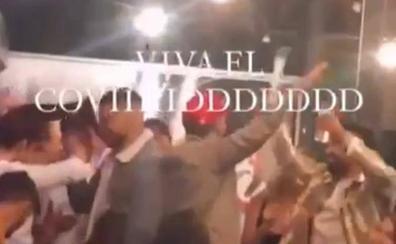 Desalojo policial en un bar de Vecindario