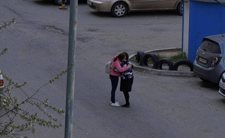 Ataque mortal en una escuela del centro de Rusia