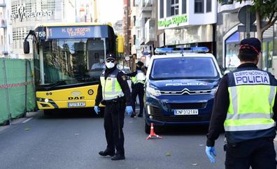 Tramitadas 36.356 actas de denuncia en Canarias del primer estado de alarma