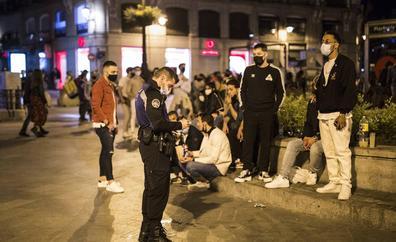 Primer viernes sin alarma: tranquilidad en Madrid y 7.180 desalojados en Barcelona