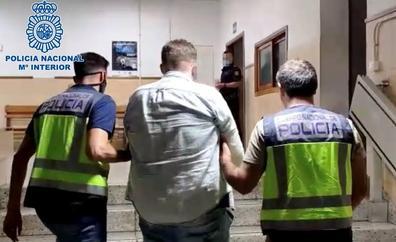 Detenido un ciudadano polaco que huyó tras ser condenado a 9 años de prisión
