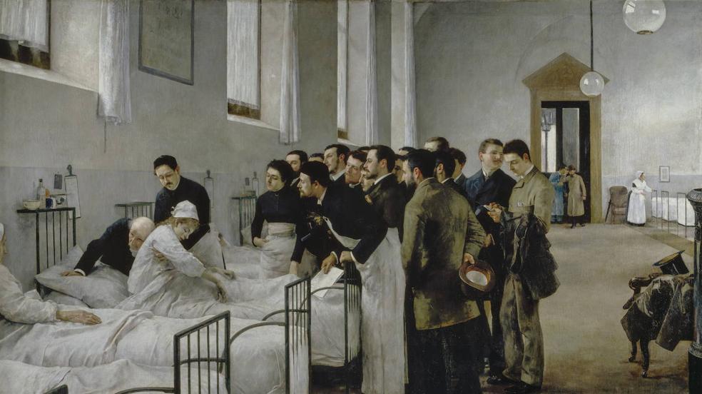 El Prado reordena sus pinturas del XIX