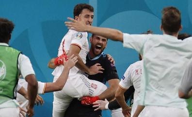 Simón, Oyarzabal, Pedri... la selección olímpica de fútbol ya está lista para luchar por el oro