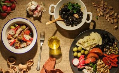 Carne y dieta mediterránea: dos elementos poco compatibles