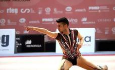 Cristofer Benítez: «Seguiré luchando por la visibilidad de la gimnasia masculina»