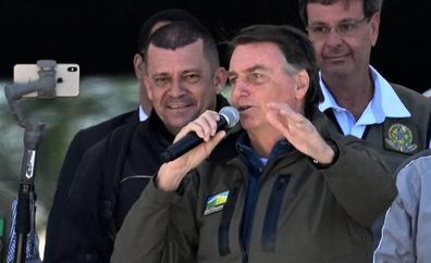 El Tribunal Electoral acusa a Bolsonaro de divulgar documentos secretos