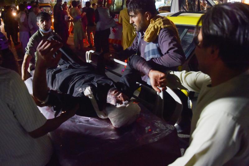 Decenas de muertos en un atentado en Kabul