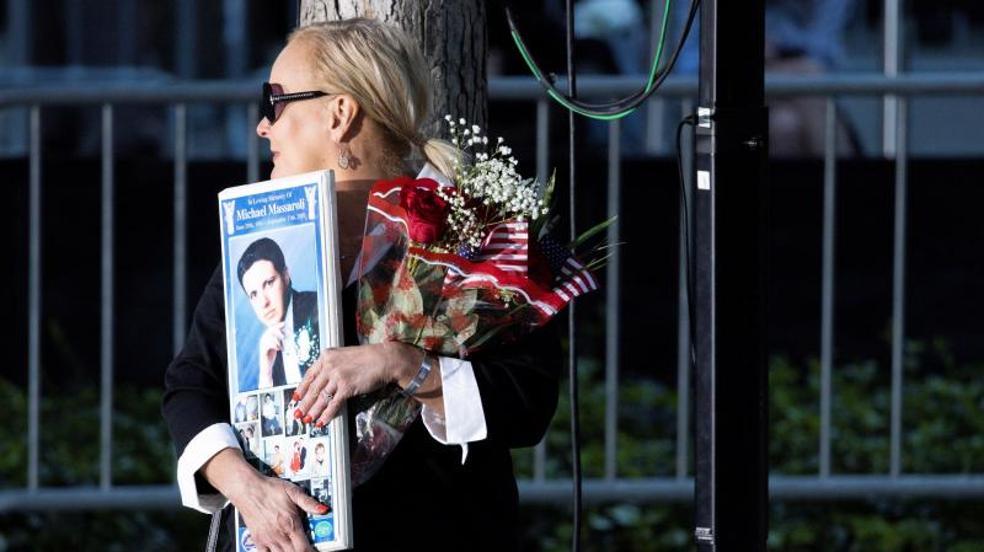 El homenaje a las víctimas del 11-S, en imágenes