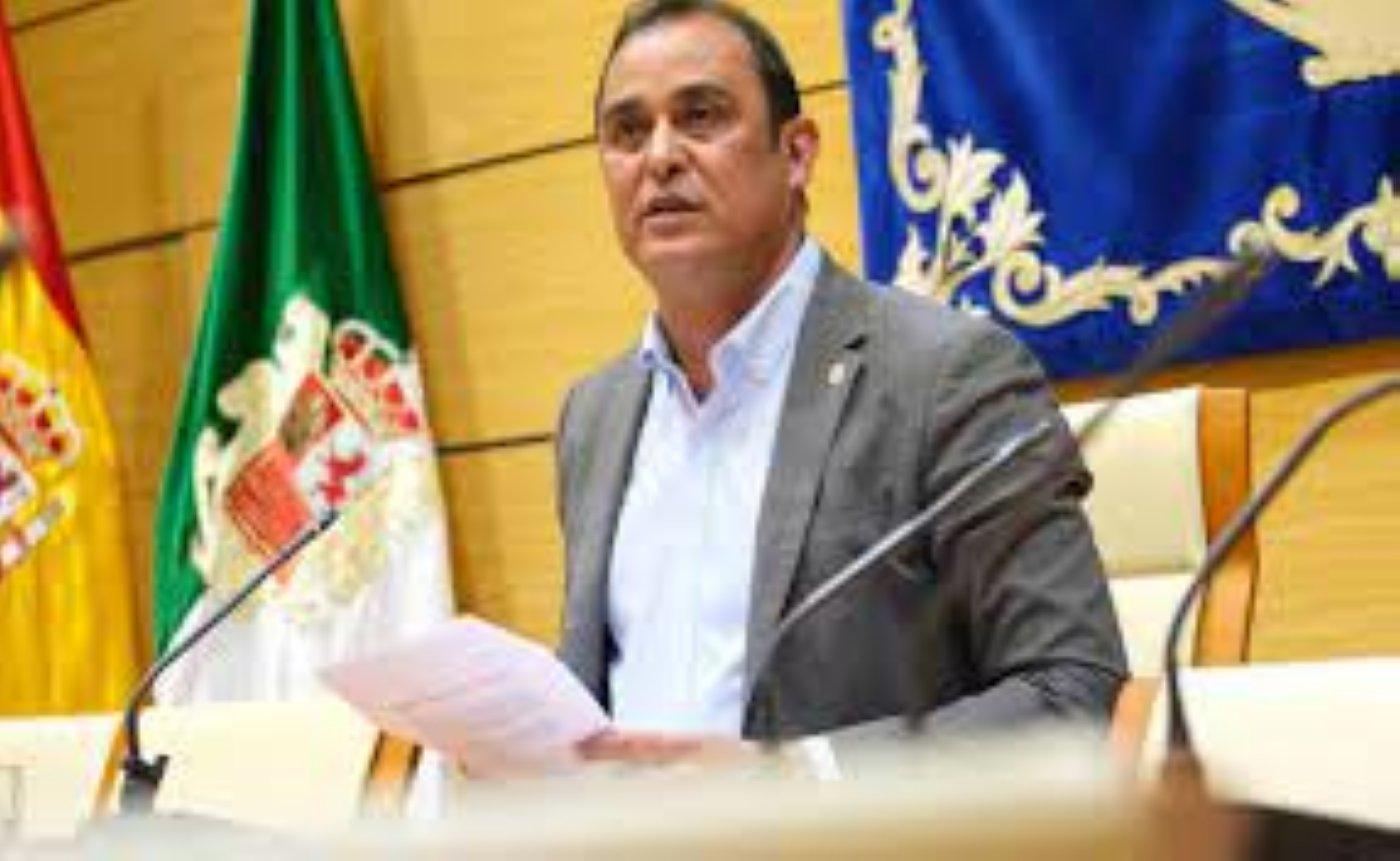 Blas Acosta: «Si se me abre juicio oral, obviamente dimitiría de mis cargos»