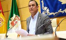 Blas Acosta: «Si se me abre juicio oral, obviamente dimitiría»