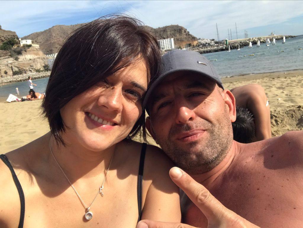 «Andrea era una buena persona, no merecía esto», lamenta su esposa Stefanía