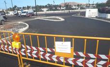 El Cabildo precinta el aparcamiento del Parque Atlántico y ordena la demolición