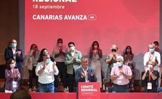 El PSOE canario no admite «lecciones» de cómo se defiende Canarias