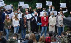 El PP acude a Arrasate para «desagraviar a las víctimas del sanguinario Parot»
