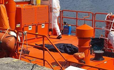 Recuperan el cadáver de una mujer flotando cerca de la playa de Tasarte