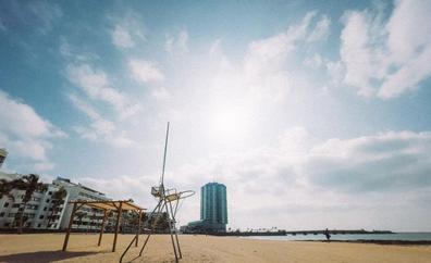 Adjudicada la vigilancia de la playa de El Reducto