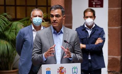 El Consejo de Ministros aprobará este martes la prórroga de los ERTE y las ayudas a La Palma