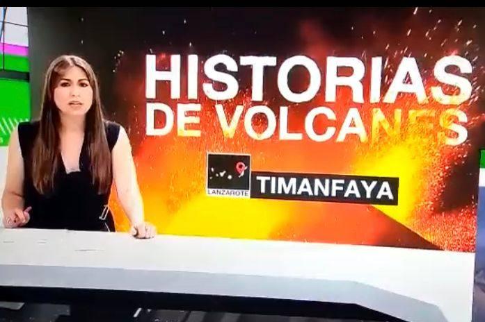 Vídeo: La Sexta coloca a Timanfaya en Tenerife