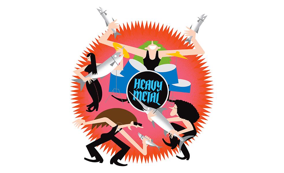 Mercurio, plomo... y otros metales pesados que se encuentran en la comida