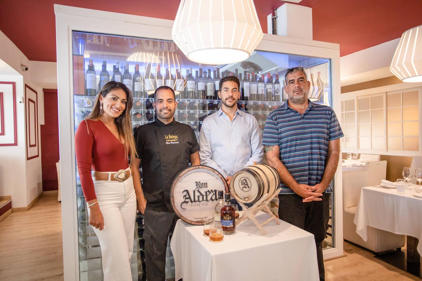 Embajadas Ron Aldea: Una nueva experiencia en Canarias