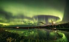 El grandioso espectáculo de las auroras boreales