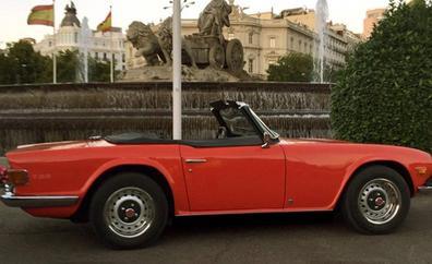 Los coches históricos podrán pasar por las zonas de bajas emisiones