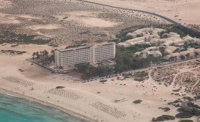 Transición Ecológica archiva la revisión de oficio de la concesión en Costas del hotel Oliva Beach