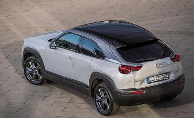 Mazda lanzará dos nuevos SUV grandes y un MX-30 con motor rotativo