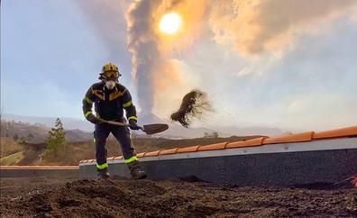 La emisión de dióxido de azufre indica que la erupción en La Palma va para largo