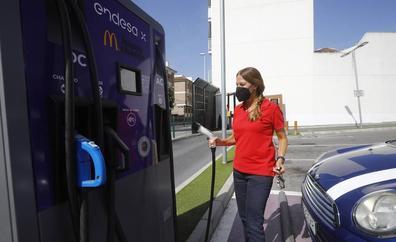 España está al 3% de su objetivo de electrificación para 2030