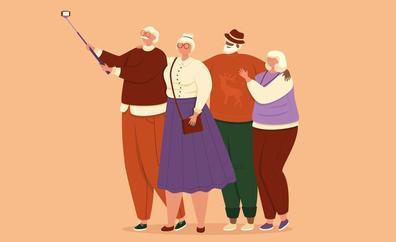 Móviles y personas mayores: ¡un respeto, por favor!