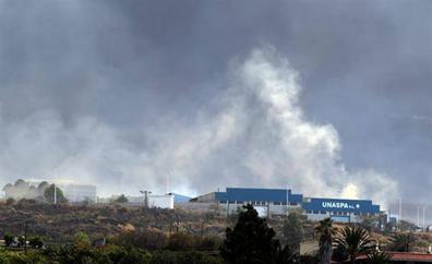Educación mantiene suspendidas las clases en los municipios afectados por el volcán