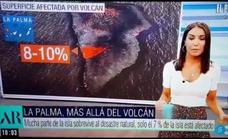 Vídeo: El programa de Ana Rosa sitúa el Charco Azul de Agaete en La Palma