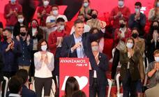 Sánchez afronta el primer congreso pacífico del PSOE en una década