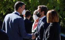 Gobierno y PP cierran en apenas 24 horas un pacto de renovación constitucional