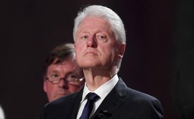 Hospitalizado Bill Clinton por infección «no relacionada con la covid-19»